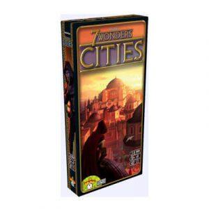 7 wonders - cities-352