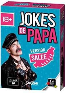 Jokes de papa - Version salée-0
