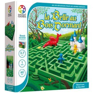 Smart Games - La belle au bois dormant deluxe-2876