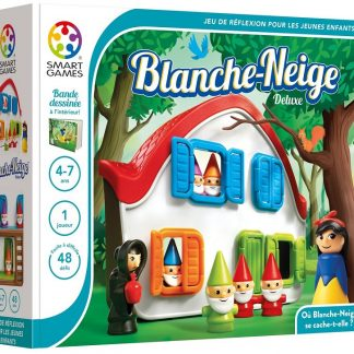 Smart Games - Blanche neige deluxe-2877