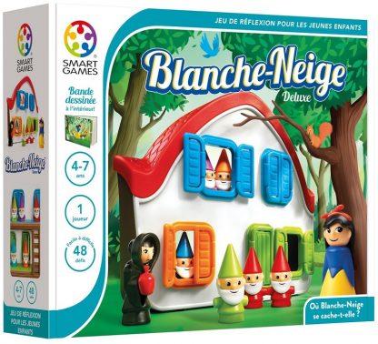 Smart Games - Blanche neige deluxe-2877