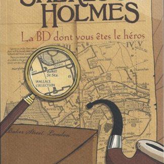 Sherlock Holmes la bd dont vous êtes le héros-0