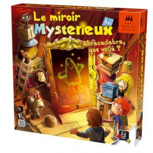 le Miroir mystérieux-1674