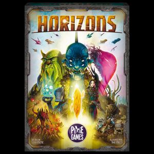 Horizons-boîte