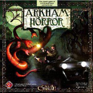 Horreur à Arkham - Jeu de cartes Boite de base-11