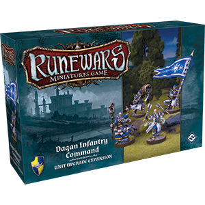 RuneWars extension: Commandement d'Infanterie Daqan-2372