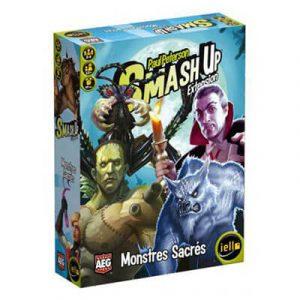 Smash up - Monstres sacrés-333