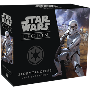 Star Wars Legion - Stormtroopers-2783
