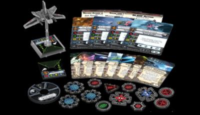 X-wing – Star wing de class alpha-2969