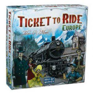 Les aventuriers du rail -Europe--263