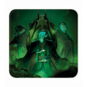 Abyss - Conspiracy (Vert)