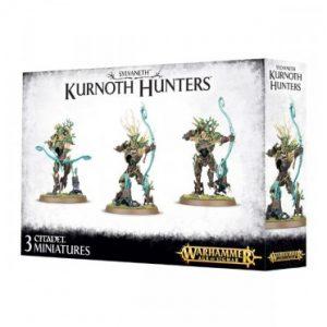 Age of Sigmar : Order - Sylvaneth Kurnoth Hunters