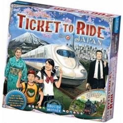 Les Aventuriers du Rail - Japon