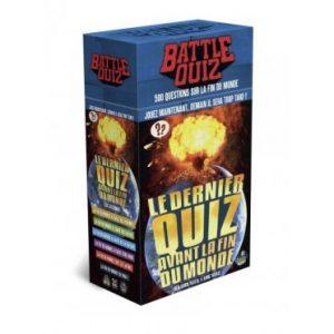 BattleQuiz Le dernier quiz avant la fin du monde