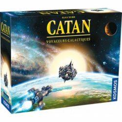 Présentation Catan - Voyageurs Galactiques