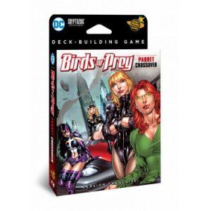 DC Comics, bird of preys