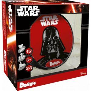Boite de jeux Dobble Star Wars