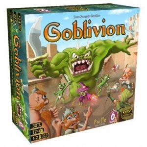 Le jeu de cartes Globlivion