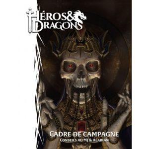 Héros & Dragons - Cadre de Campagne de poche