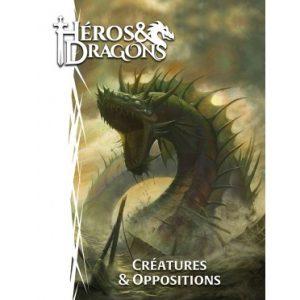 Héros & Dragons - Créatures et Oppositions de poche