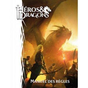 Héros & Dragons - Manuel des Règles de Poche