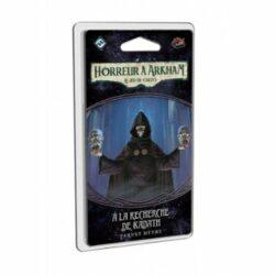 Le jeu de cartes horreur a arkham