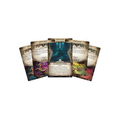 Jeu Horreur à Arkham – Cycle Les dévoreurs de rêves - 5 - La demeure des dieux presentation