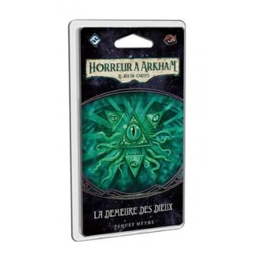 Jeu Horreur à Arkham – Cycle Les dévoreurs de rêves - 5 - La demeure des dieux