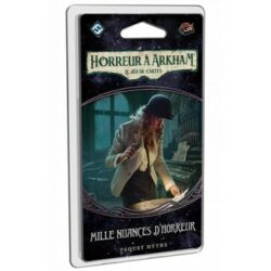 Le jeu de cartes Mille Nuances d'Horreur contient le Scénario II-B de la campagne Les Dévoreurs de Rêves.