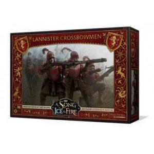Trone de fer – Jeu de figurines – Arbalestriers lannisters