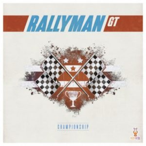 Rallyman GT - Championship Expansion