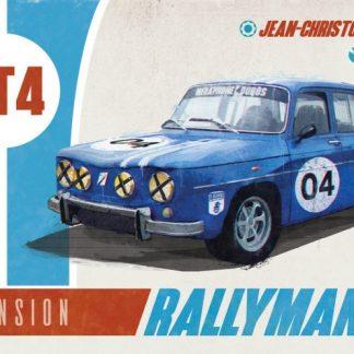 Rallyman GT - GT4 Extension