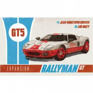 Rallyman GT - GT5 Extension