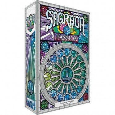 l'extension passion pour Sagrada