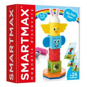 le jeu my first totem de smartmax