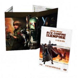 SW aux confins de l'empire – Kit du MJ