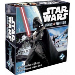 Le jeu Sw Empire vs rebellion