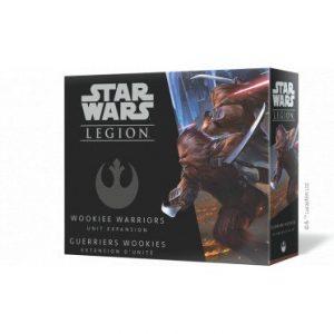 jeux Star Wars Legion – Guerriers Wookies
