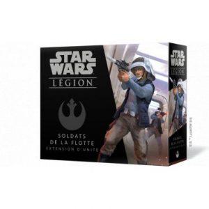 Star Wars : Légion - Soldats de la Flotte