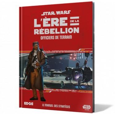SW L'ere de la rebellion – Officiers de terrain