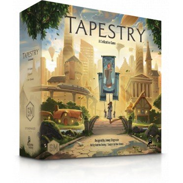 Le jeu type civilisation Taperstry