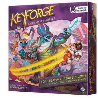 KeyForge - Collision des Mondes - Starter 2 Joueurs