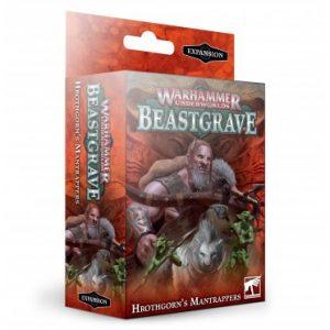 Warhammer Underworlds : Beastgrave - Les Trappeurs de Hrothgorn