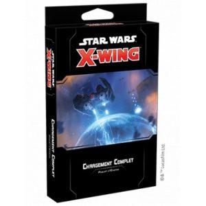 X-Wing 2.0 - Le Jeu de Figurines - Chargement Complet - Paquet d'Engins
