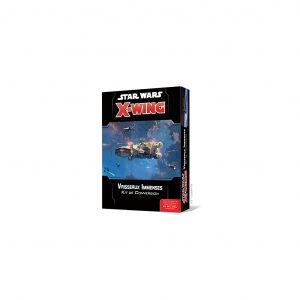 x-wing figurine, conversion vaisseaux immenses