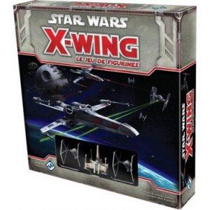 Figurine X-Wing – Boite de base