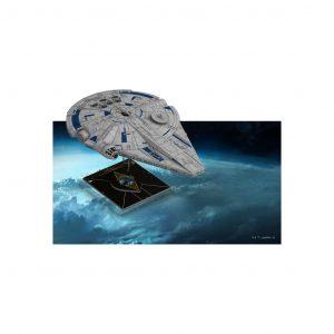 Faucon millenium de Lando