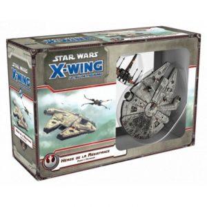 x-wing jeux de figurine heros de la resistance
