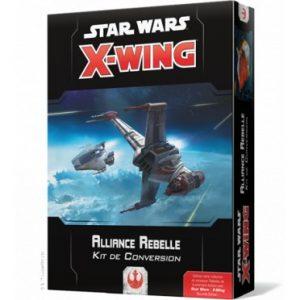 X-Wing 2.0 - Le Jeu de Figurines - Kit de Conversion Alliance Rebelle