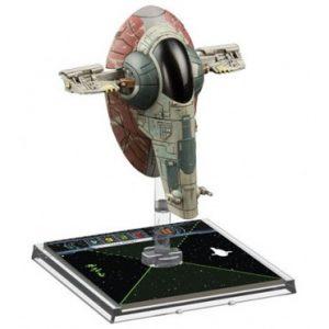 figurine X-Wing: slave 1